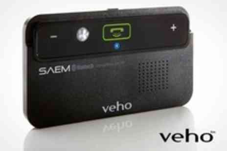 Veho - One SAEM Bluetooth Car Kit With Automated Motion Sensor - Save 55%