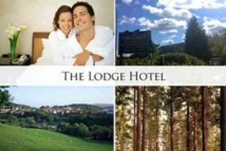 The Lodge Hotel - Two Night Stay For Two With Afternoon Tea - Save 56%