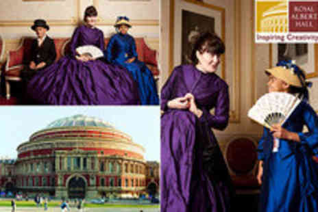 Royal Albert Hall - Kids to ExclusiveThe Victorian Experience Tour - Save 40%