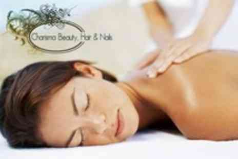 Charisma Beauty - One Hour Full Body Massage - Save 51%