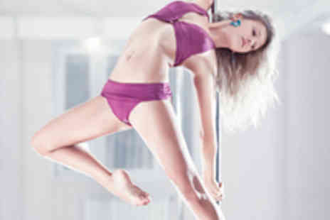 Twirl n Tone - Four 1& half Hour Beginners Pole Fitness Classes - Save 60%