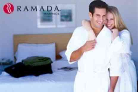 Ramada Warwick Hotel - One Night Stay For Two With Breakfast - Save 56%