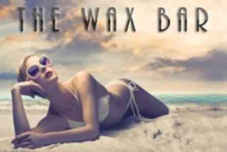 The Wax Bar - Full Body Fake Bake Tan With Exfoliation For One People - Save 57%
