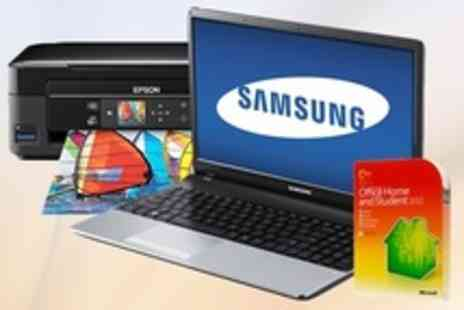 WAM - Samsung Laptop With Intel Core i3, DVD RW Drive, 6GB RAM and 750GB HDD - Save 11%