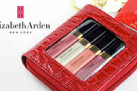 Lipsplash.com - Elizabeth Arden High Shine Lip Gloss Gift Set - Save 63%