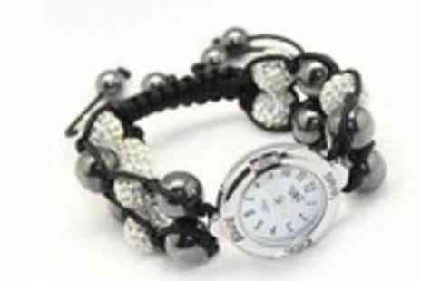 Anterp Jewels - Grab a Stunning Handmade Shamballa watch - Save 89%