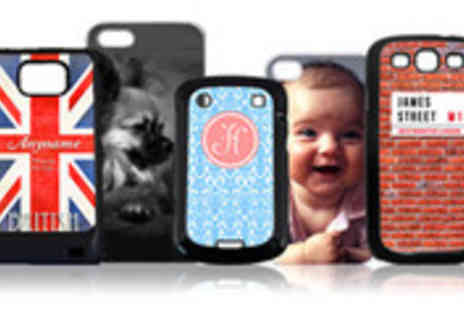 Treat Gifts - Personalised smartphone case - Save 70%