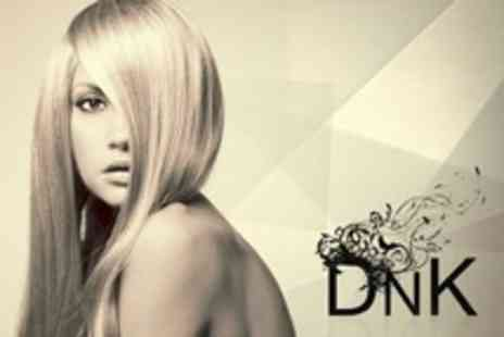 DnK Hair and Beauty Salon - KeraStraight Brazilian Hair Straightening Treatment - Save 41%