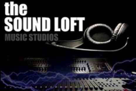 The Sound Loft - Three Hour Recording Session With Engineer Plus Mastered Track - Save 58%