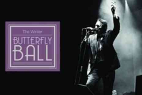 Caudwell Children - Ticket to The Winter Butterfly Charity Ball With Bryan Ferry Performance - Save 50%