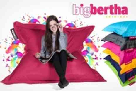 BuyYourBeanBags.co.uk - Big Bertha Giant XL Beanbags in a Choice of 11 Colours - Save 71%