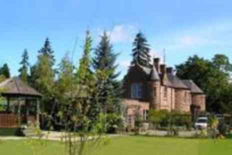 Altamount House Hotel - Two night Perthshire break for two - Save 66%