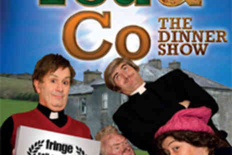The Court Colman Manor - Father Ted Themed Three Course Meal for Two - Save 60%
