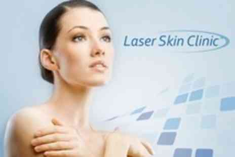 Laser Skin Clinic - Pamper Package For One or Two With Facial - Save 72%