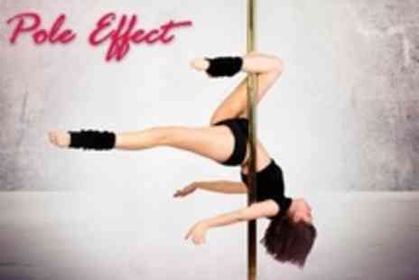 Pole Effect - Three Pole Dancing Classes - Save 67%