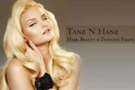 Tanz 'N' Hanz - Keratin Hair Straightening - Save 76%