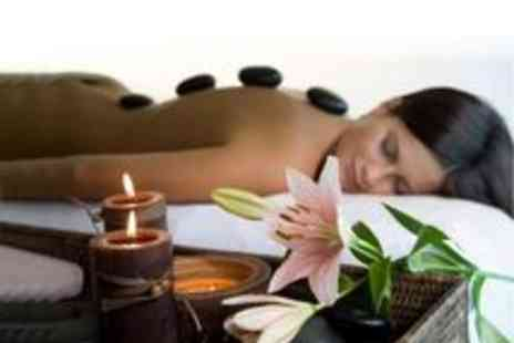 Clinica Plus - Hour Long Hot Stone Massage - Save 69%