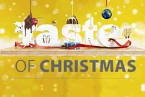 Taste of Christmas - Ticket to Gourmet Food Festival Featuring Jamie Oliver and Rachel Allen - Save 52%