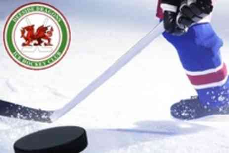 Deeside Dragons - Adult Ice Hockey Ticket - Save 60%
