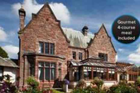 Appleby Manor Country House Hotel - Two night luxury Cumbrian getaway for two - Save 53%