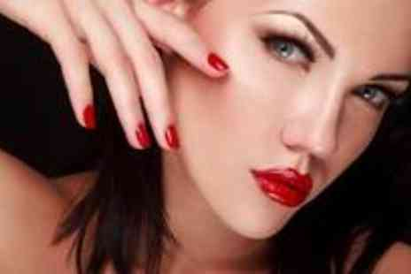 Passion Hair - OPI gel overlays on fingers and toes - Save 83%