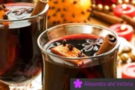 The Alexandra and Victoria - Christmas High Tea With Mulled Wine - Save 62%