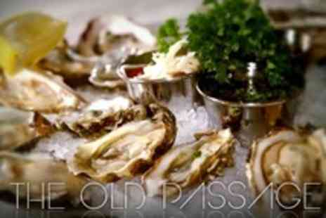 The Old Passage - Six Course Seafood Tasting Menu For Two - Save 58%