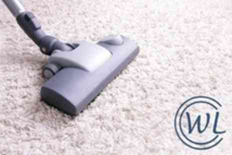 William Lane Carpet Cleaning - Carpet Cleaning For Two Rooms and Stairs - Save 87%