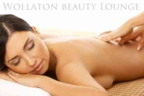 Wollaton Beauty Lounge - One Hour Reflexology Session - Save 58%