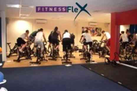 Fitness Flex - Ten Fitness Classes With Gym Access For One - Save 83%