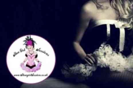 Show Girl Sessions - Eight One Hour Burlesque Dance Fitness Classes - Save 88%