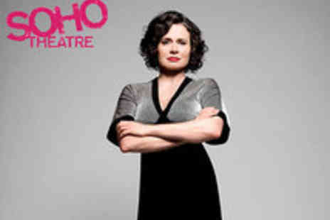 Soho Theatre - Stand up Comedian Judith Lucy - Save 35%