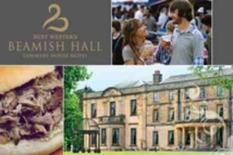 Beamish Hall - Entry For One to Music and Cider Festival - Save 40%