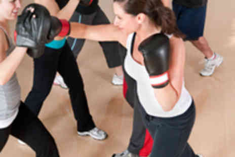 North London Boxing Club - Four 1and half Hour Boxing Fitness Classes - Save 71%