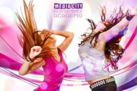 Media City Performance Academy - Access to Two Weeks of Performing Arts Classes Including Dance - Save 63%
