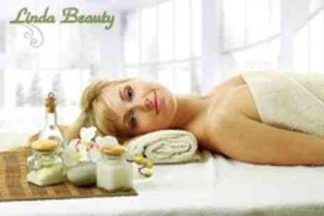 Linda Beauty - Full Body Aromatherapy Massage and Luxury Facial - Save 65%