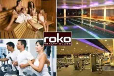 Roko York - Ten Day Passes to Roko York - Save 80%
