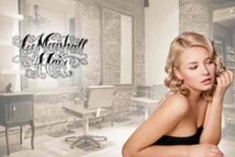 Lee Marshall Hair - Cut, Condition and Blow Dry - Save 66%