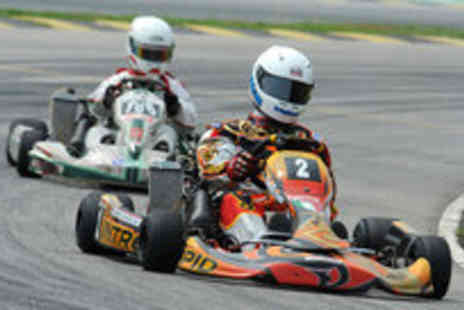 Midland Karting - One hour go karting experience - Save 30%