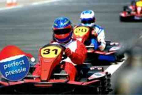 SupaKart Newport - An open Grand Prix go karting experience - Save 59%