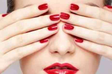 Purity Spa - Purity manicure and a Purifty pedicure - Save 79%