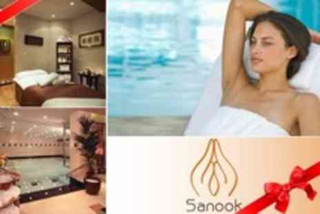 Sanook Spa - Sanook Spa Experience Choice of Massage  - Save 59%