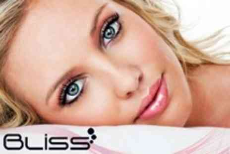 Bliss Beauty Spa - Lash Extensions Plus HD Brows or Airbrush Make up - Save 64%
