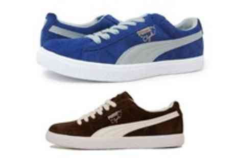 Born on the Streets - Puma Suede Trainers One or Two Pairs  - Save 52%