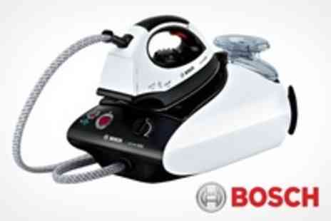Simply Things - Bosch Professional Steam Generating Iron with Palladium Glissee Ceramic Plate - Save 44%