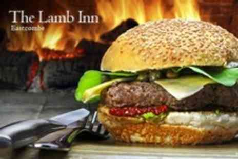 The Lamb Inn - Two Course Meal With Wine - Save 54%