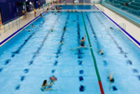 Leisure Cheltenham - 12 Adult Swims - Save 70%