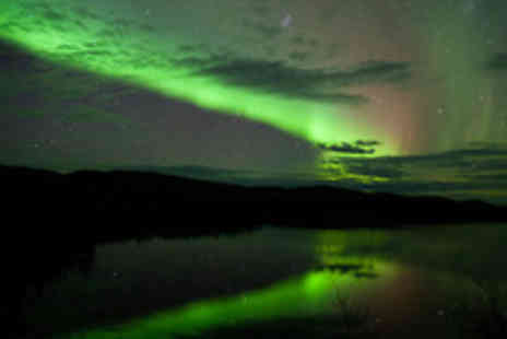 Transun - A 2 night Northern Lights Lapland break for 2 including flights, meals & tours - Save 47%