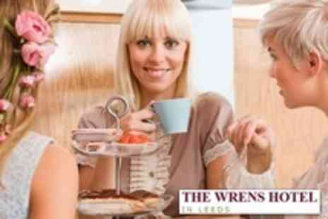 The Wrens Hotel - Afternoon Tea With a Twist For Two - Save 67%