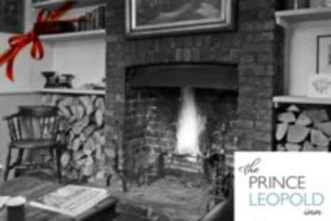 The Prince Leopold Inn - Two Night Stay For Two With Breakfast - Save 96%